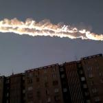 Urale šiandieną nukrito meteoritas. 400 nukentėjusių
