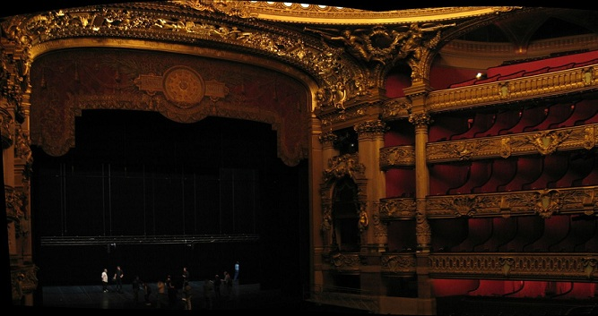 paryziaus opera