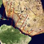 Dingusių pasaulių žemėlapiai