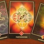 Taro kortos (II dalis)