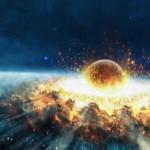Į Žemę nukritę meteoritai ir jų palikti pėdsakai