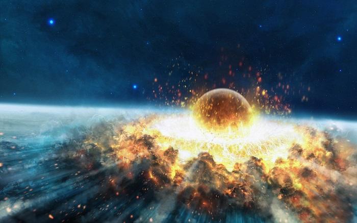 asteroidas meteoritas