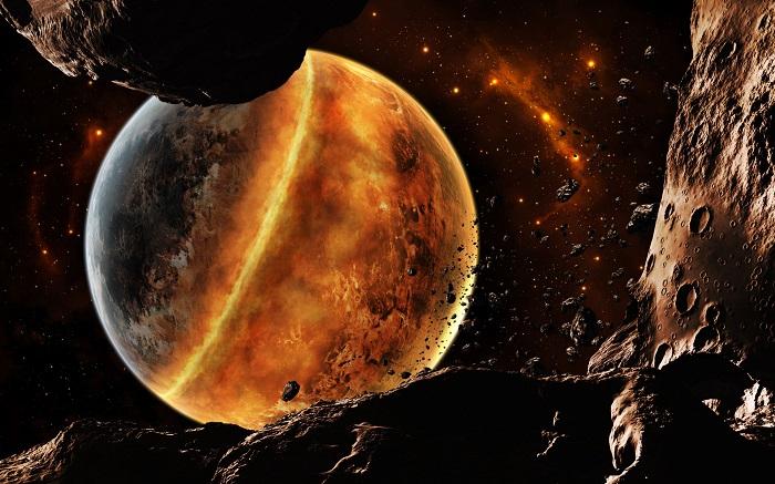 Asteroidų pavojus