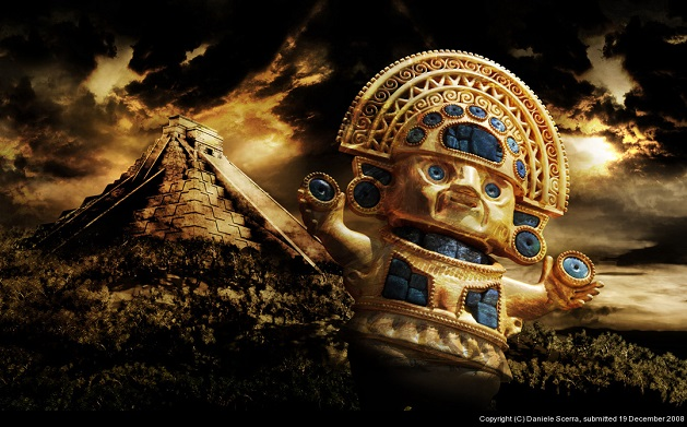 Dingęs inkų auksas