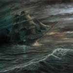 Laivas patekęs į laiko kilpą