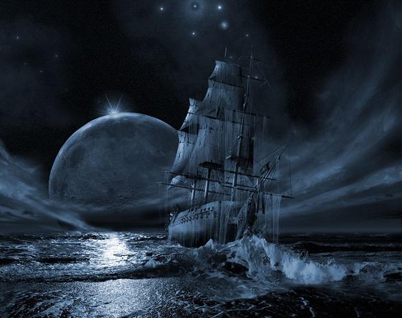 Mistinės laiko – erdvės juodosios skylės