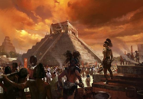 Kelionė į Majų civilizaciją (I dalis)