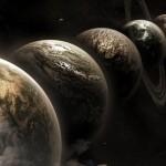 Atrastos 3 planetos galinčios turėti gyvybę