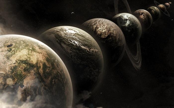 Gyvename vienoje iš tarpusavyje susijusių paralelinių visatų?