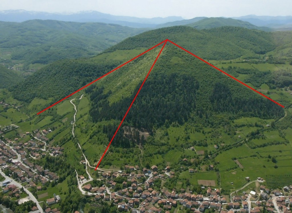 piramides europoje