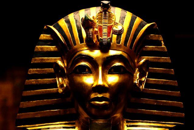 Tutanchamono vėrinio kosminis ryšys