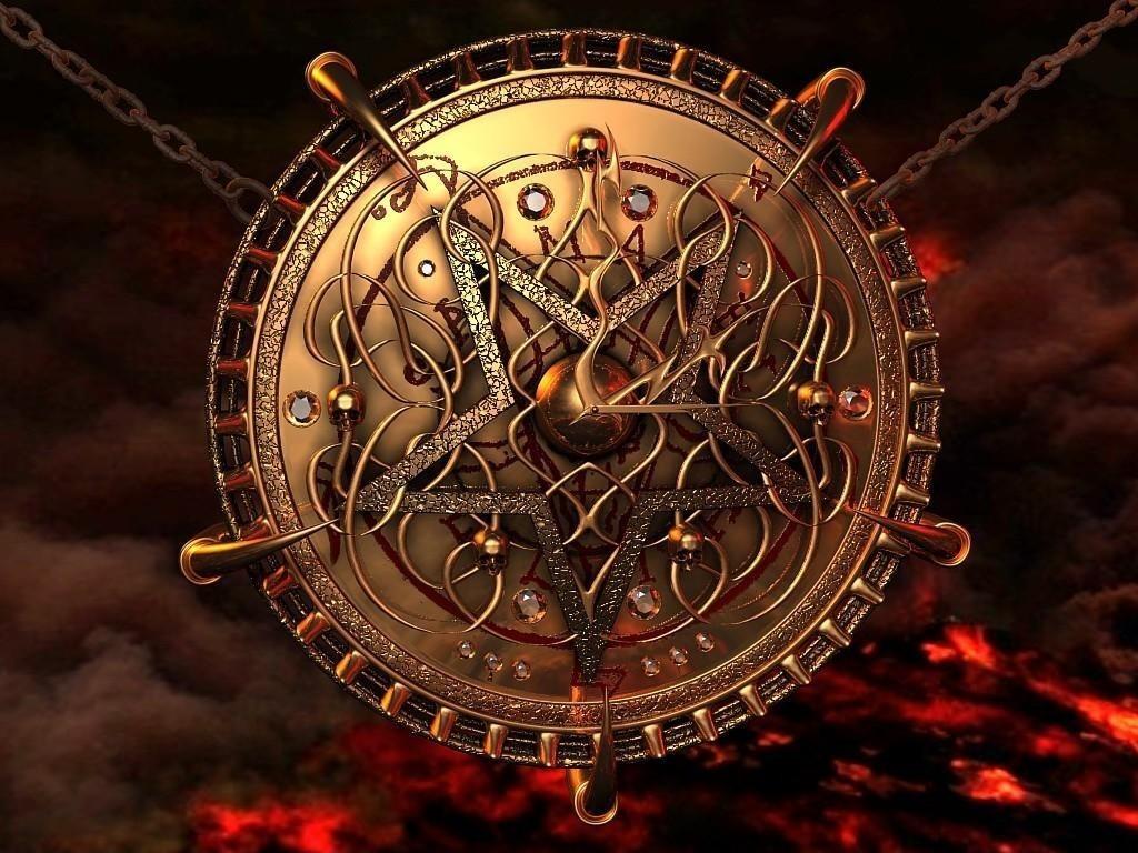 Pentagrama amuletas