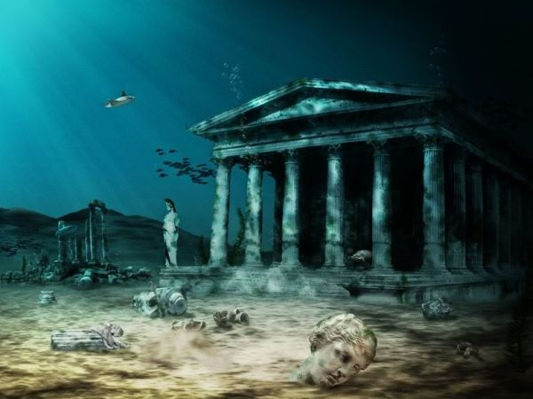 Atlantidos beieškant