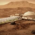 Prasidėjo registracija kelionei į Marsą