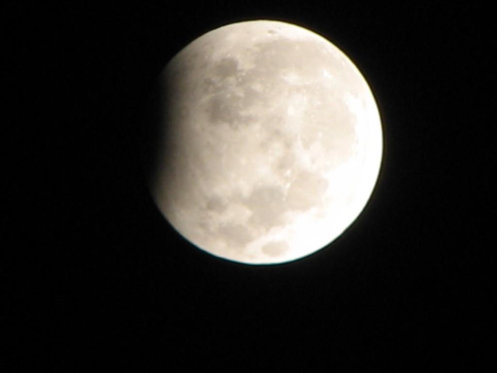 Šiandien mūsų laukia Mėnulio užtemimas