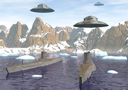naciu bazes antarktidoje