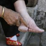 Pėdų rišimas