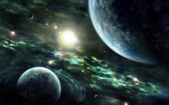 Gyvybė Žemėje užsimezgė už jos ribų?