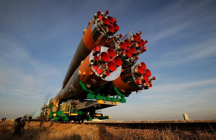 sojuz raketa erdvelaivis