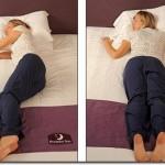 Ką išduoda miego poza?
