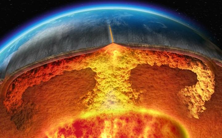 Žemės branduolys staiga ėmė suktis greičiau
