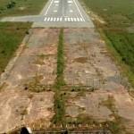 Jundumo aerodromo paslaptis