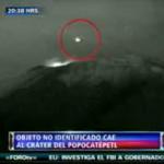 Šalia Meksikos ugnikalnio ir vėl stebimi NSO