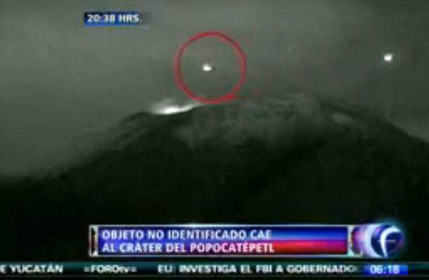 nso meksikos ugnikalnis