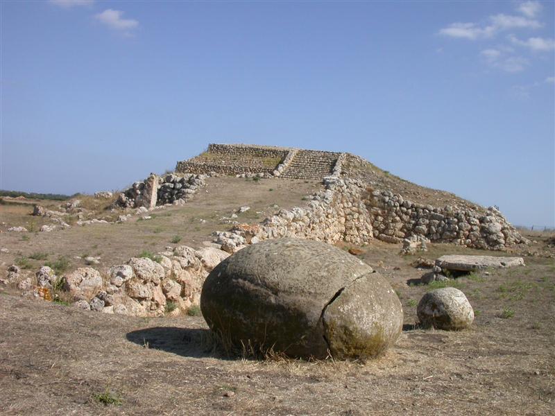 Paslaptinga Sardinijos civilizacija