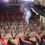 Vaiduokliai teatre