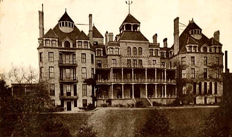 viesbutis vaiduoklis