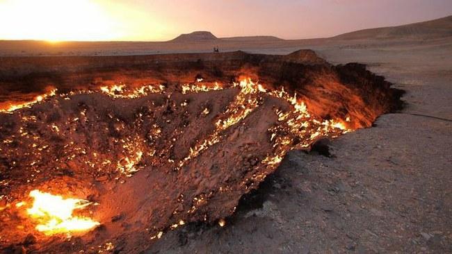 Darvaza Turkmėnijoje