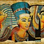 Ryšio seansas su senovės egiptiete