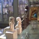 Mančesterio muziejuje ėmė savaime judėti Egiptietiška statula