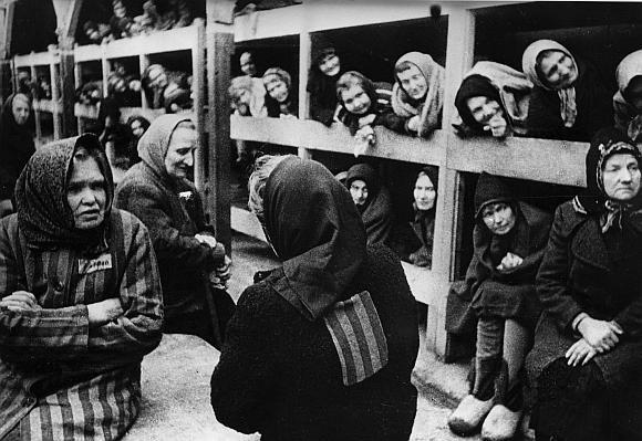9 dalykai kuriuos kentė nacių koncentracijos stovyklų kaliniai