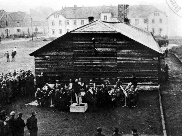 koncentracijos stovyklos orkestras