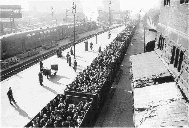 koncentracijos stovyklos