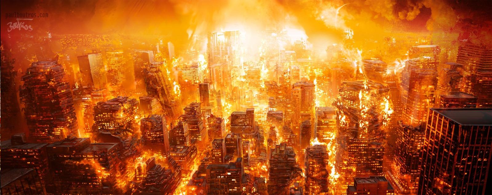 miesto gaisras 2