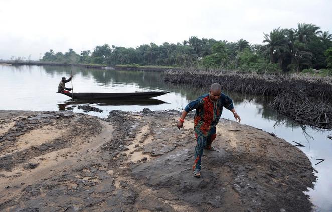 Nigerio delta