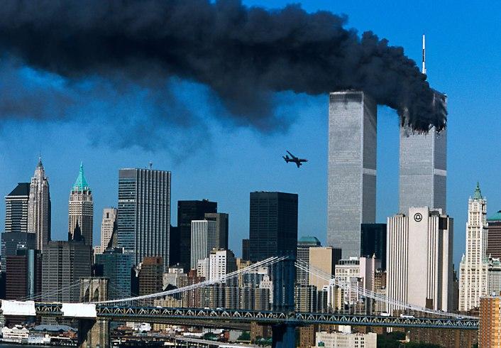 Internete paviešintas 2001-ųjų rugsėjo 11 d. unikalus vaizdo įrašas