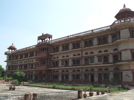Raj Kiran viešbutis