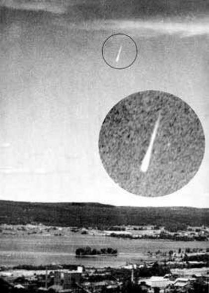 Skandinavų raketos-vaiduokliai