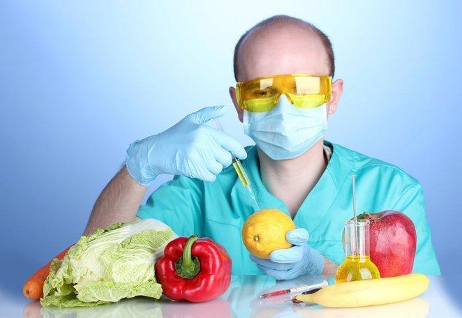 GMO arba genų modifikacija