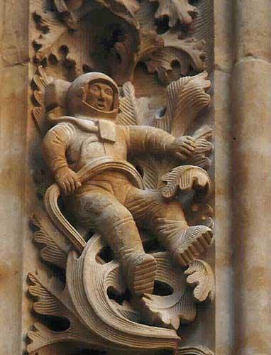 ispanijos astronautas