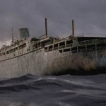 Greitauno garsai sklindantys laivuose