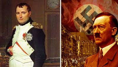napoleonas ir hitleris