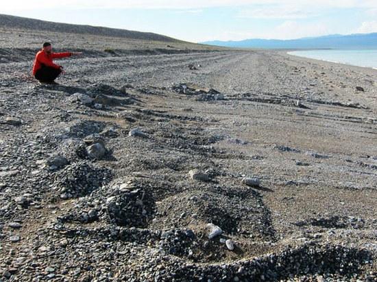 pedsakai salia mongolijos ezero 3
