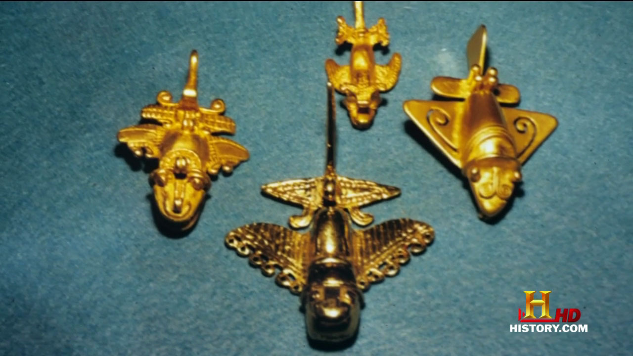 Senovės civilizacijų žinios apie lėktuvus