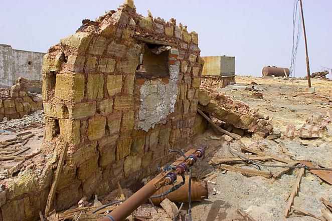 Dalolas, Etiopija apleisti miestai