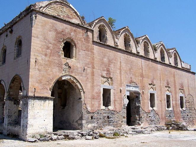 Kajakioj, Turkija 4